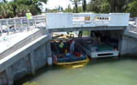 Anna Maria Islander: A bridge real close
