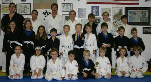 bergquist karate pic