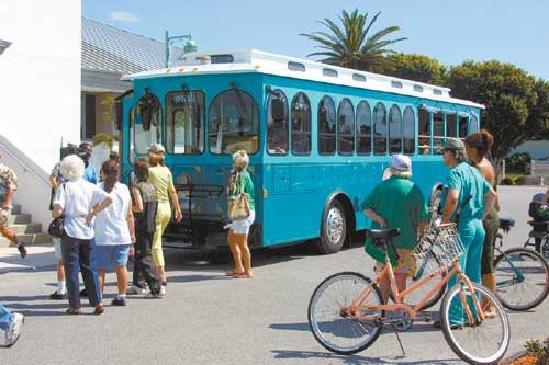 Anna Maria Islander: Chamber execs propose trolley options