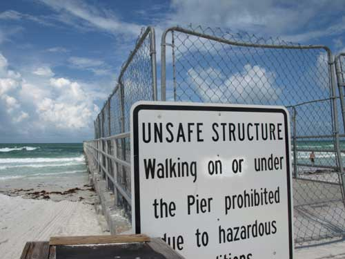 Anna Maria Islander: Pier removal to begin in November
