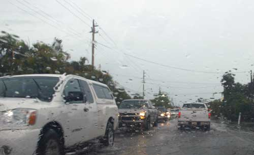 Anna Maria Islander: Storm causes power outage, flooding