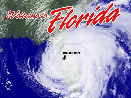 Hurricane Welcome