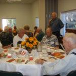Roser Thanksgiving community dinner a belt-bursting success
