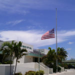 Holmes Beach flag lowered for dispatcher