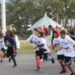 Ortiz, Kitterman win sixth annual Dolphin Dash