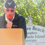 Islander ceremony honors veterans