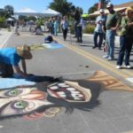 Islander Chalk Festival Photos by Linda Heim