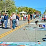 Islander Chalk Festival Photos by Jack Elka