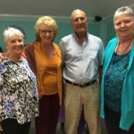 City hall toasts city clerk's retirement