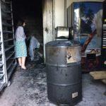 Fire damages Cortez fish plant
