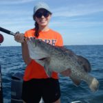 Red hot fishing for January start, followed by cold front