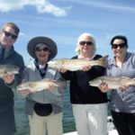 Spring fishing action, temps on the rise