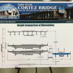 DOT polls county board on future Cortez Bridge options