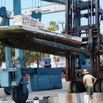 Baitmonger removes 'derelict' vessel to settle court case