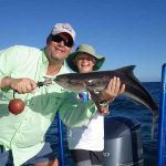 Tides produce a bite, storms put a damper on fishing