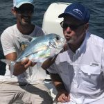 Correct tide and bait produces productive fishing