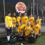 1 soccer team reaches perfection on way to championship
