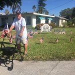 Veteran recognized in Bradenton Beach