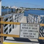 Bradenton Beach's floating dock pushed into 2018