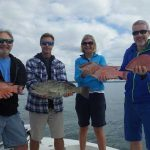 Fishing between cold fronts brings on winter bounty