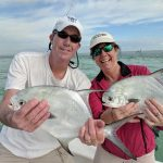 Mild winter temps produce stellar fishing action