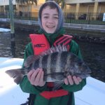 Wintertime fishing proves productive inshore, offshore
