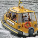 New water-taxi has Key Royale hub