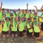 Island paddlers medal at dragon boat fest