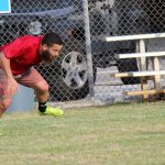 1 team chases perfection in center's adult soccer league