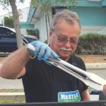 Holmes Beach honors partner, former Waste Pro liaison