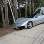 Coquina carjacker arrested after crashing Corvette on LBK