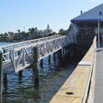 Bradenton Beach dock ready to ship, city concerns linger