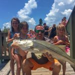 Head out to the Rod & Reel for R&R, great snook action