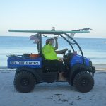 AMITW powers through beach chores in red-tide conditions