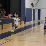 Summer soccer action runs hot and 'cool'