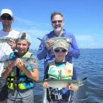 Head north to Tampa Bay for clean water, good fishing