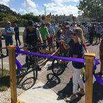 Anna Maria officials unveil multiuse path