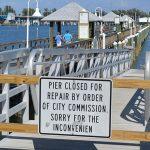 Sinking dock?  Bradenton Beach cruises toward default on floating dock contract