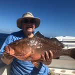Head to Anna Maria waters for good fishing action