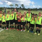 Center soccer players travel to win second tourney