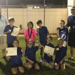 Center soccer finale: champs crowned