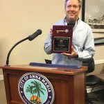 Anna Maria cheers Citizen of the Year