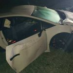 High-speed, high-priced sports car crash ends in Holmes Beach in DUI arrest