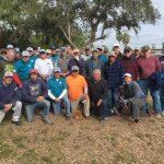 Island horseshoe pitchers expand their shooting range