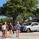 Island mayors downshift paid beach parking