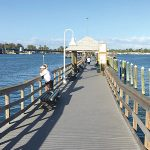 Installation almost set for Bradenton Beach's floating dock