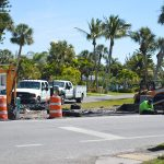 Ongoing traffic delays draw ire, questions in Holmes Beach