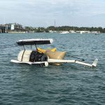 Copter flips in Sarasota Bay, 2 men rescued