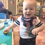 Toddler's killer sentenced to life in prison