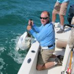 Fishers swarm AMI waters hoping for 'king' hookup